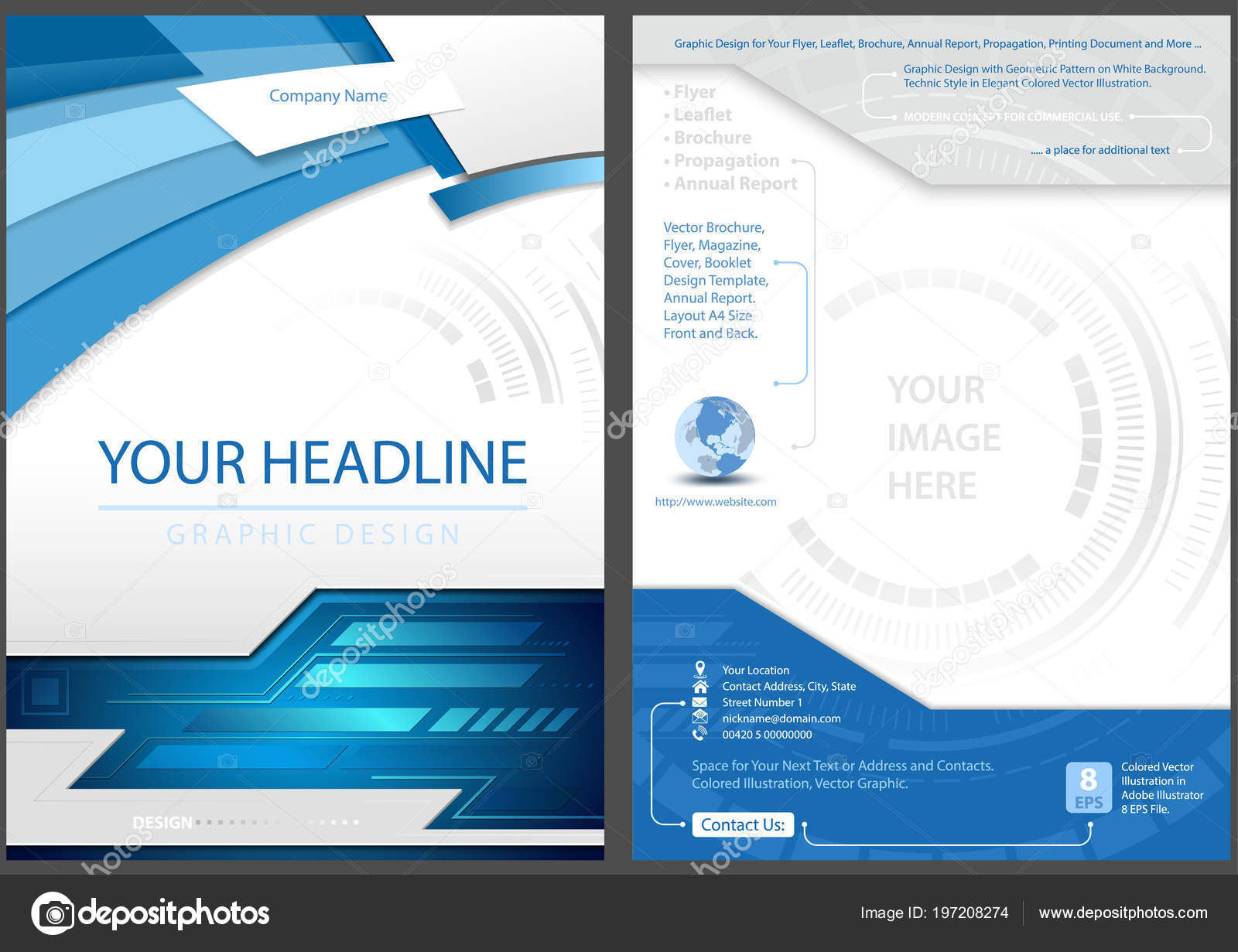 Increíble Adobe En Plantillas De Diseño Ilustración - Ejemplo De ...