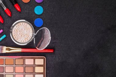 composition of makeup tools