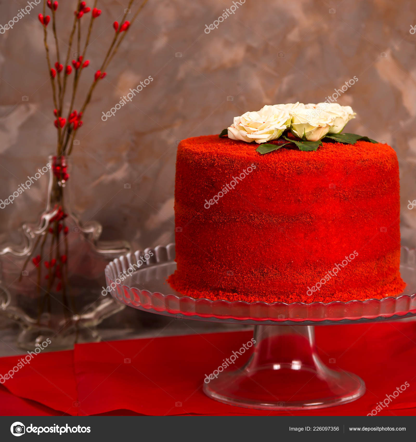 Amazing Red Velvet Birthday Cake Decorating Ideas Beautiful Red Velvet Funny Birthday Cards Online Alyptdamsfinfo