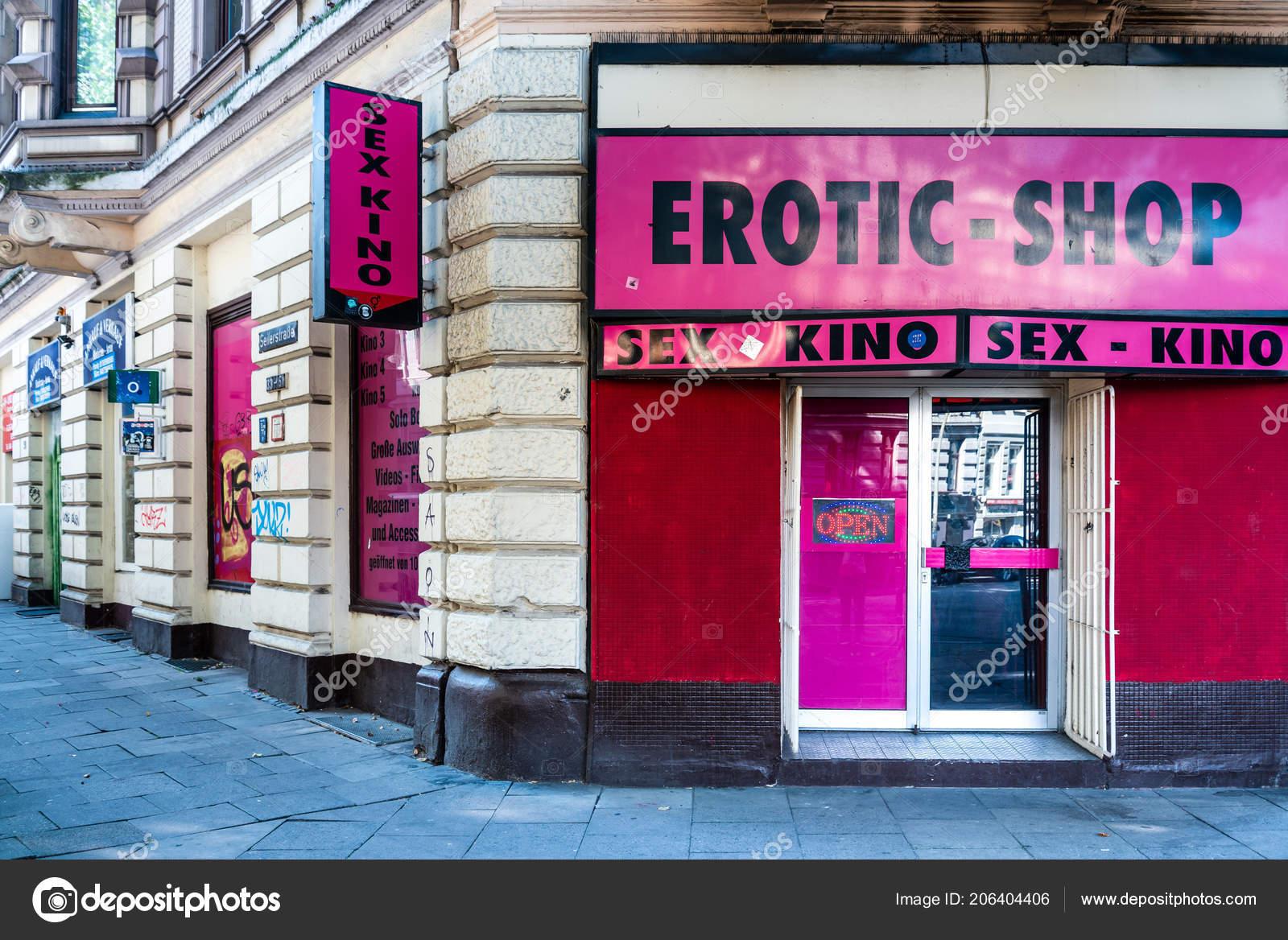 JULIE: Germany strip clubs