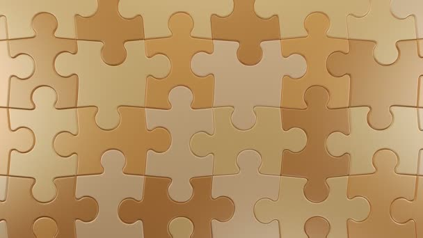Jigsaw Puzzle Vertical Moving Background