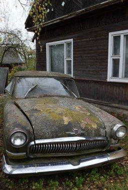 Old car GAZ-21