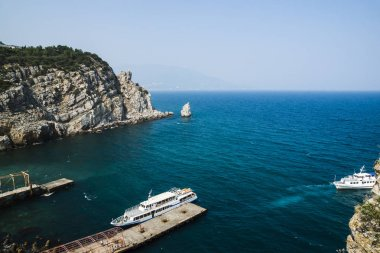 Port at the Swallow's Nest, Gaspra