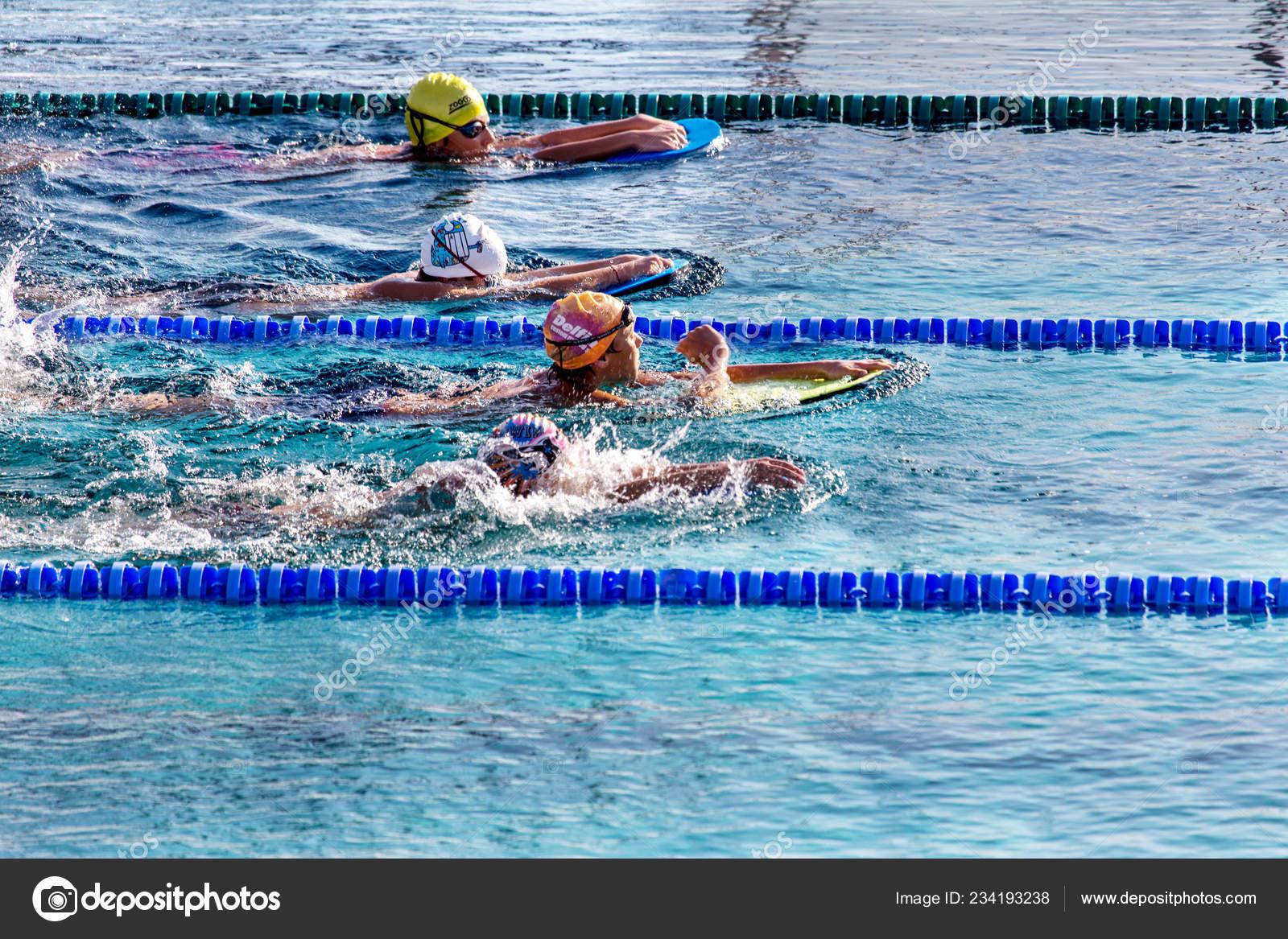 Seznamka pro plavce