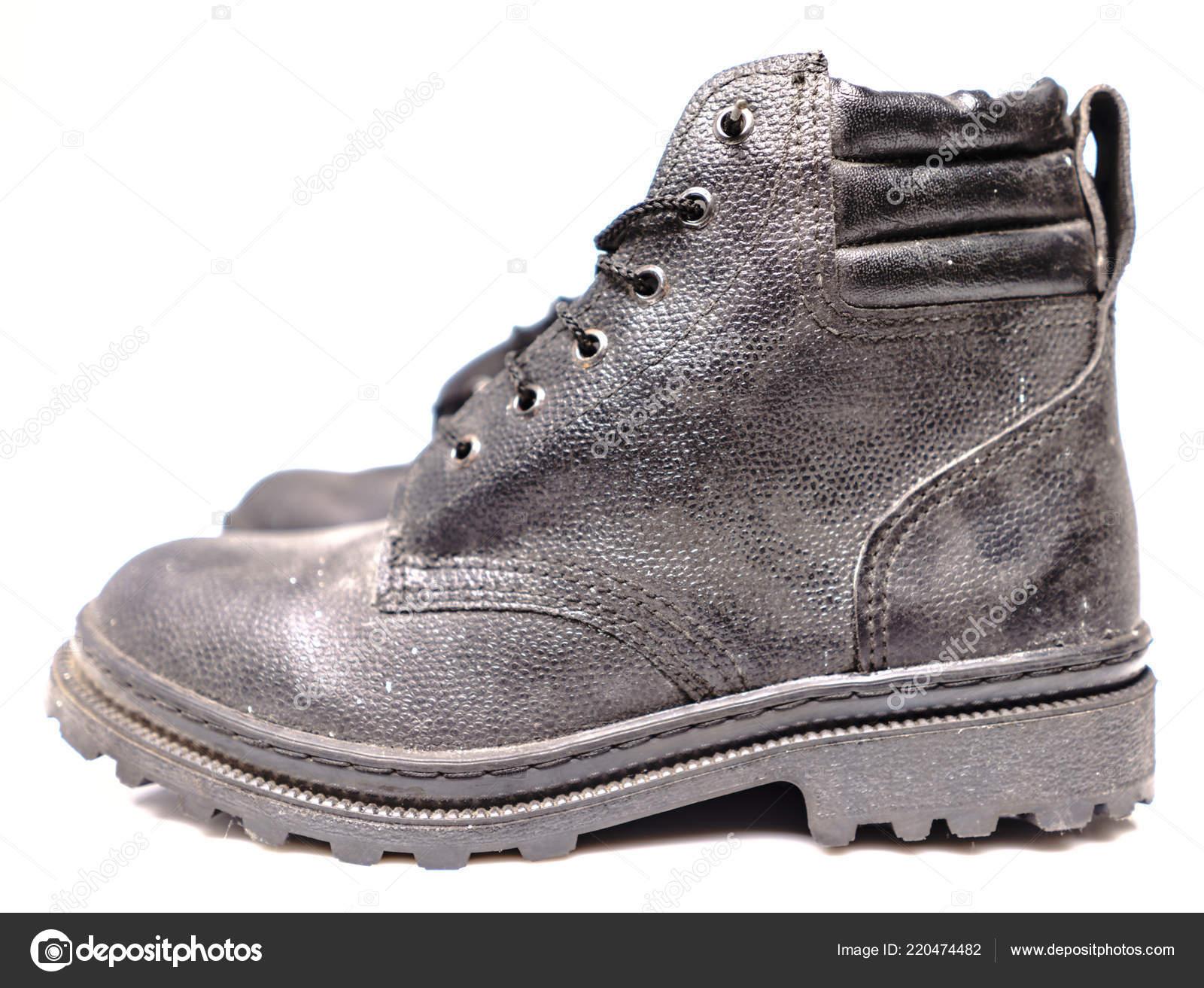 Zapatos de trabajo de protección — Foto de stock