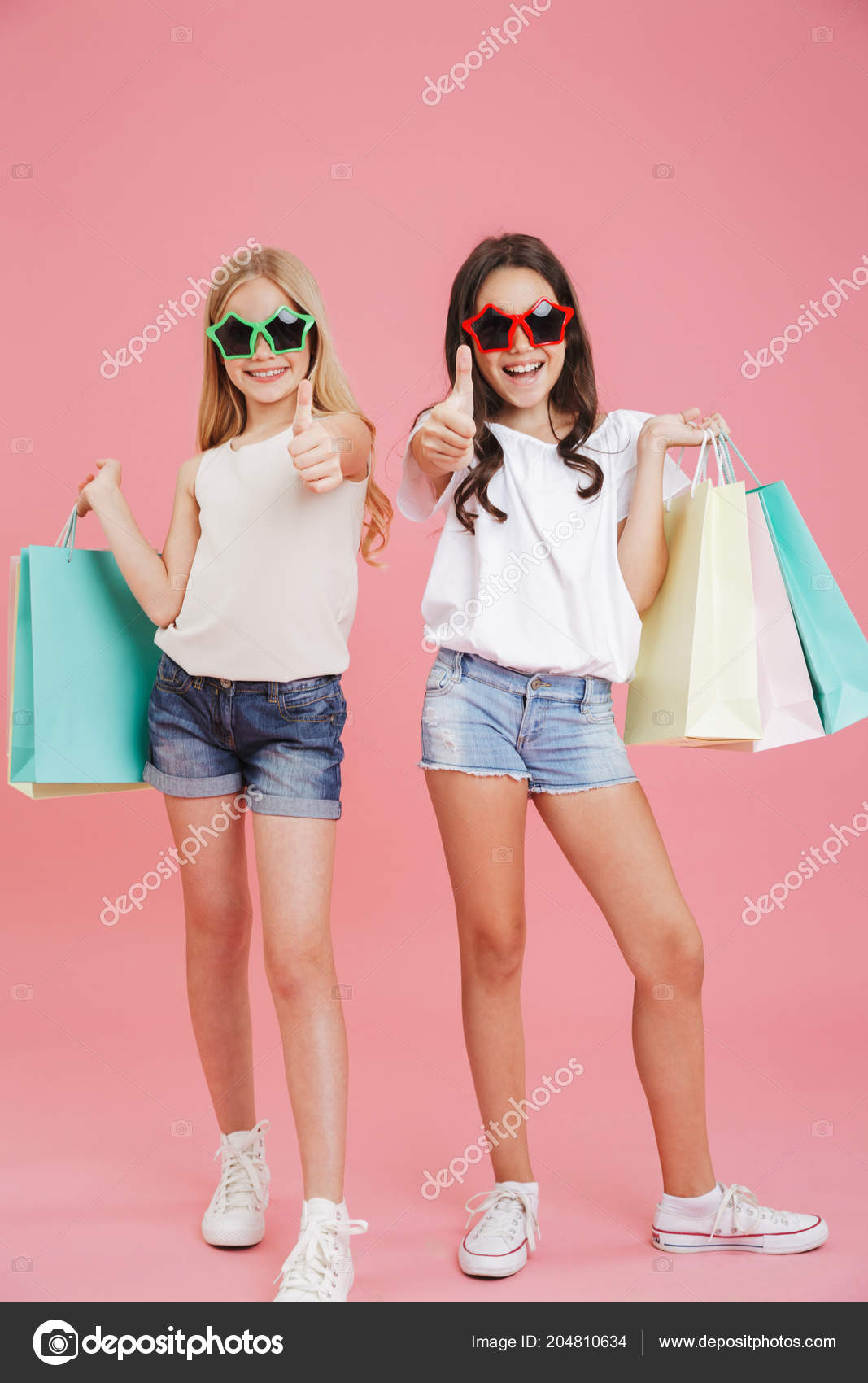 Have up shorts blonde teens charming