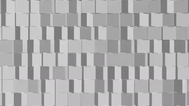 prostorové vykreslení mozaiky dlaždic bezešvých barev s hezkou barvou