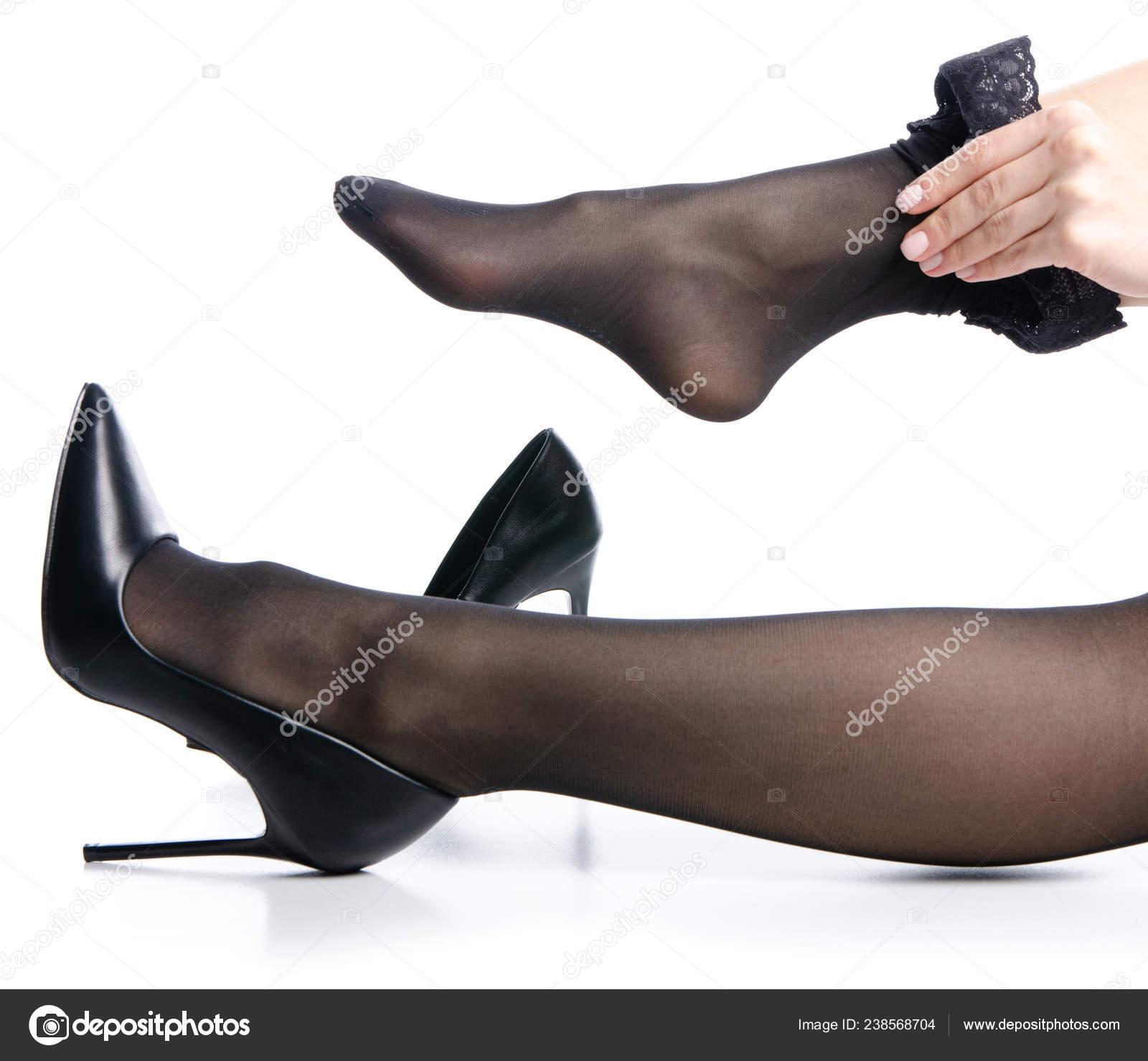 Strappy High Heels Fuck