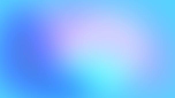 abstraktní digitální pozadí s lehčím modrým prostorem v pohybu
