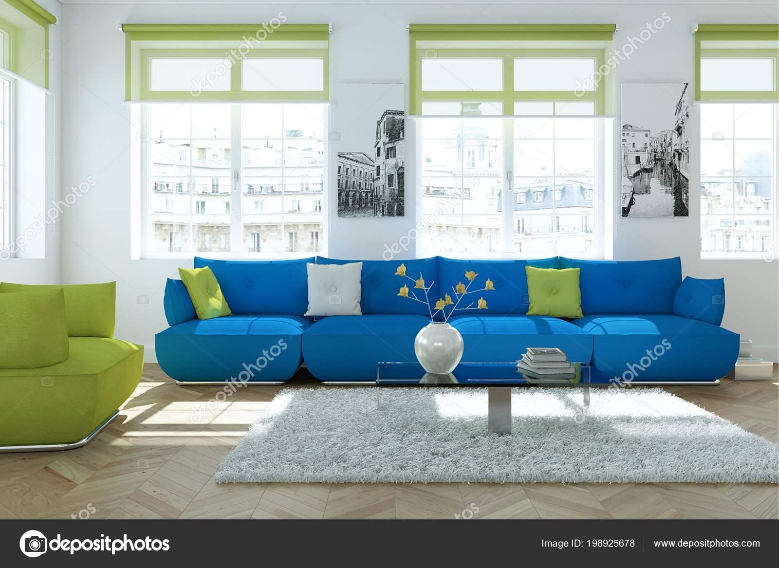 skandinavian brillante moderno diseño de interiores living comedor ...