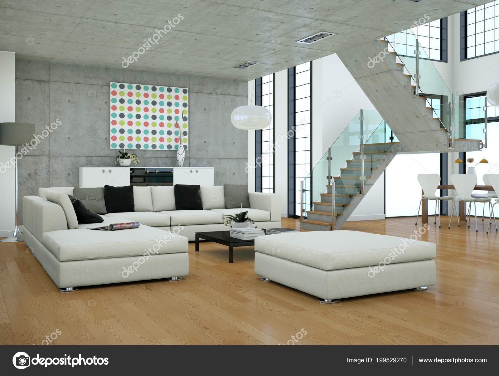 Design de interiores apartamento minimalista com sof s e for Design minimalista
