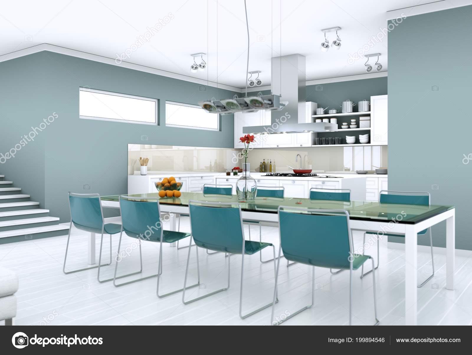 Dise o de interiores sala comedor en apartamento moderno Diseno de interiores de apartamentos modernos