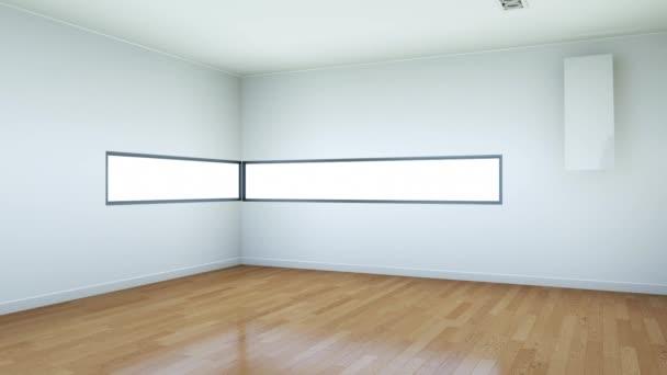 Kiépítése Modern konyha lakberendezés Design 3d