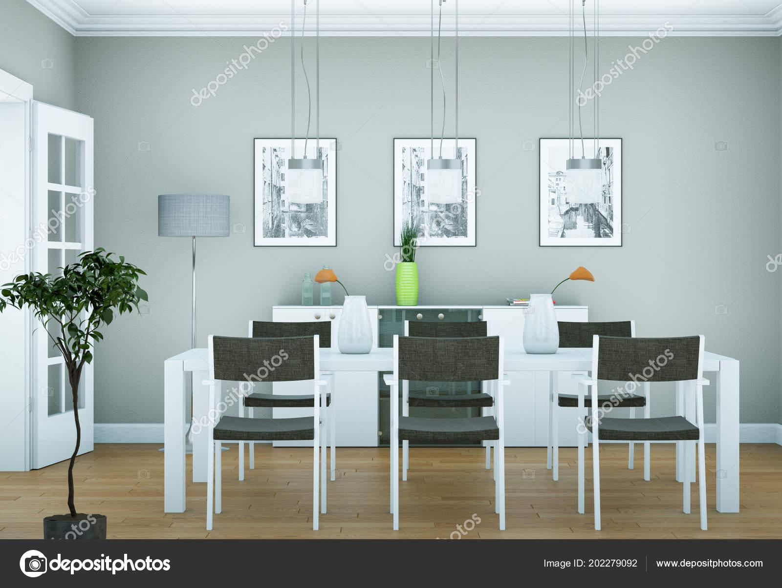 Dise o de interiores sala comedor en apartamento moderno for Diseno de interiores sala de estar comedor