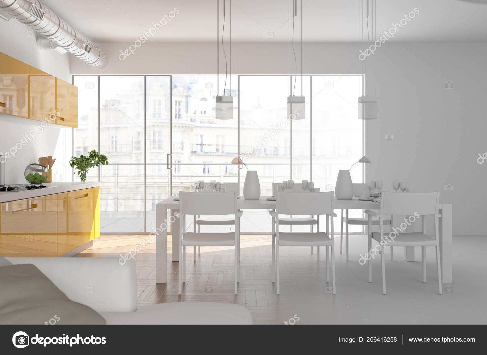 Model van modern interieur woonkamer u2014 stockfoto © virtua73 #206416258