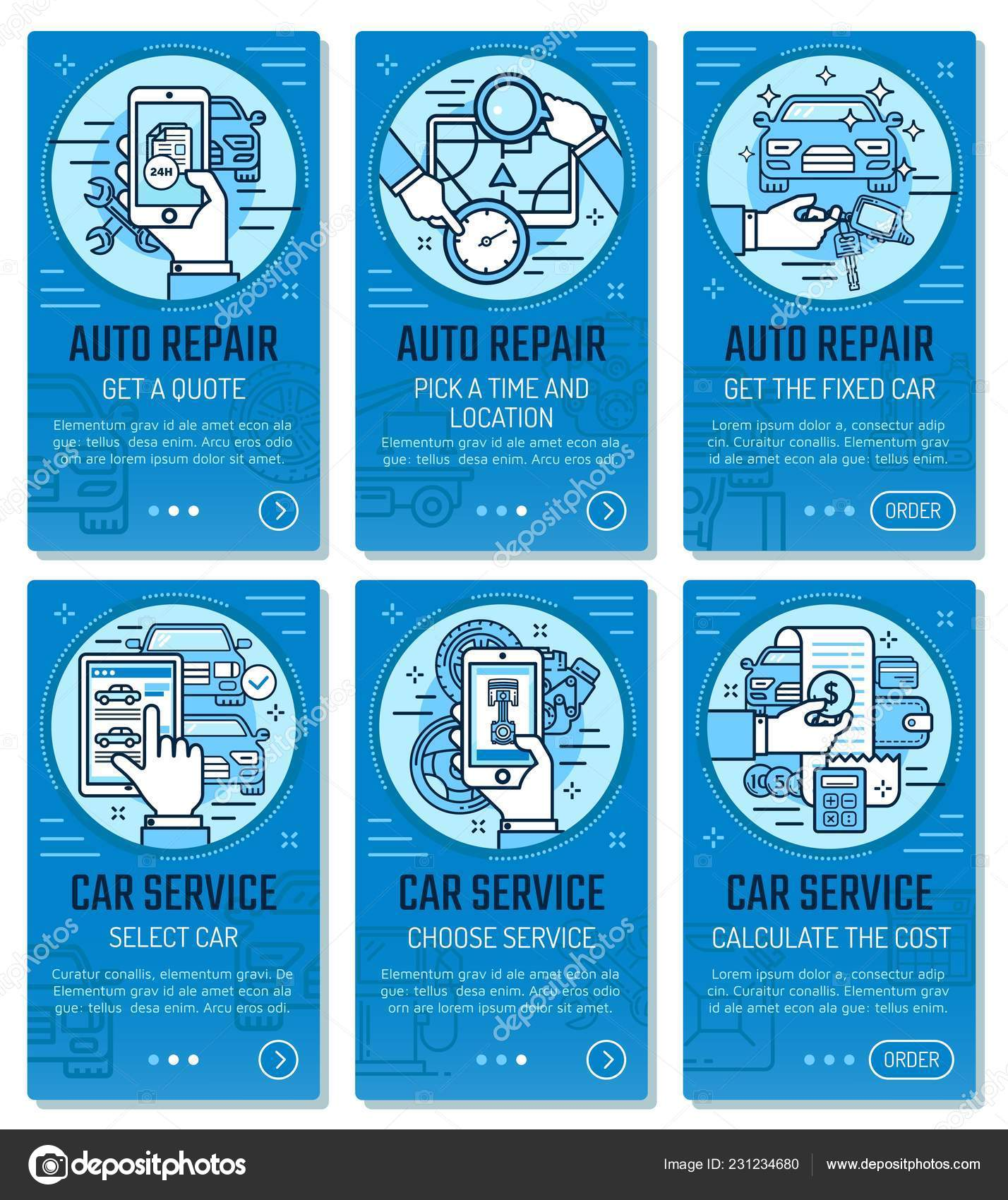 free auto repair estimate app
