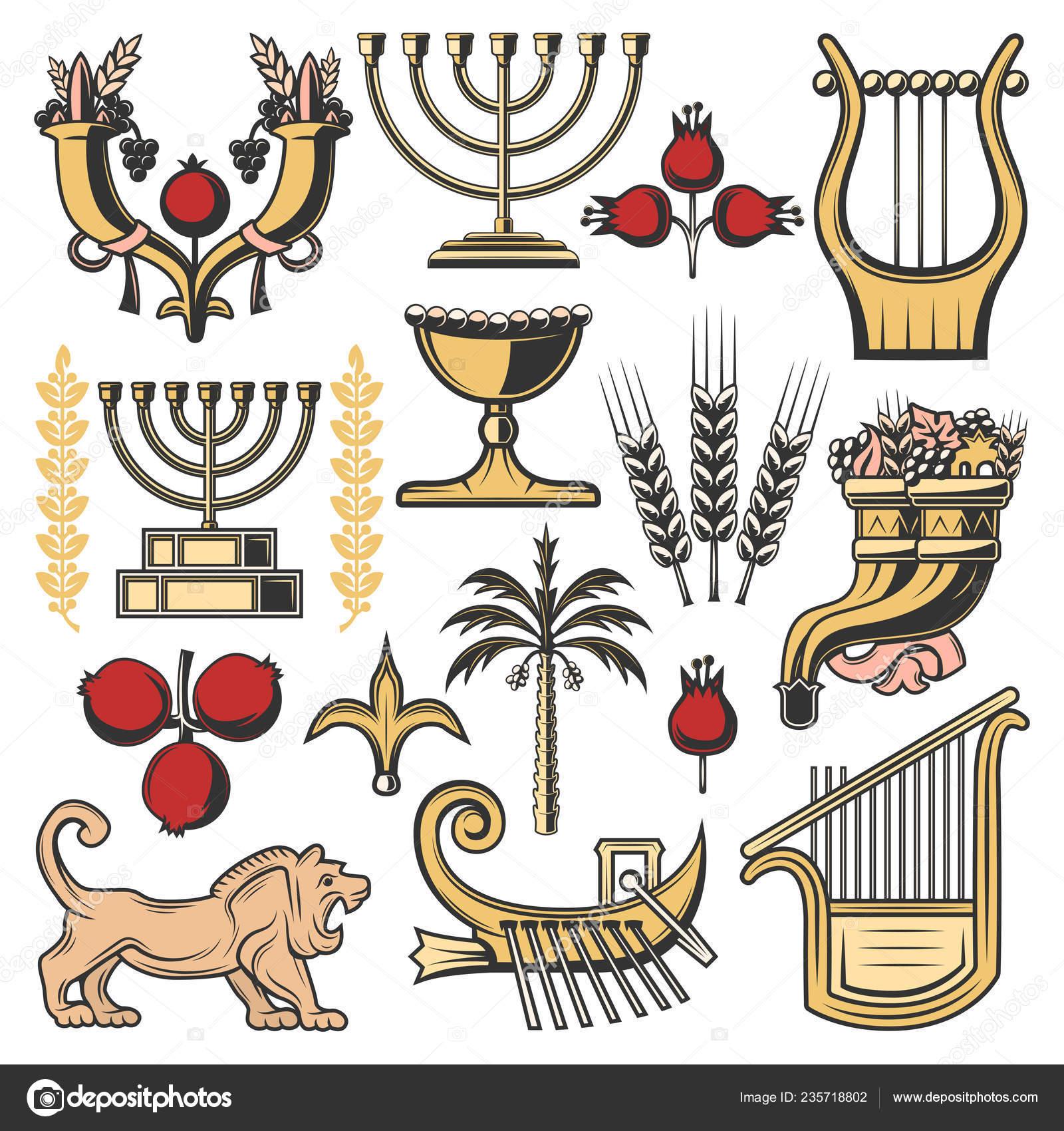 Symbole Des Judentums