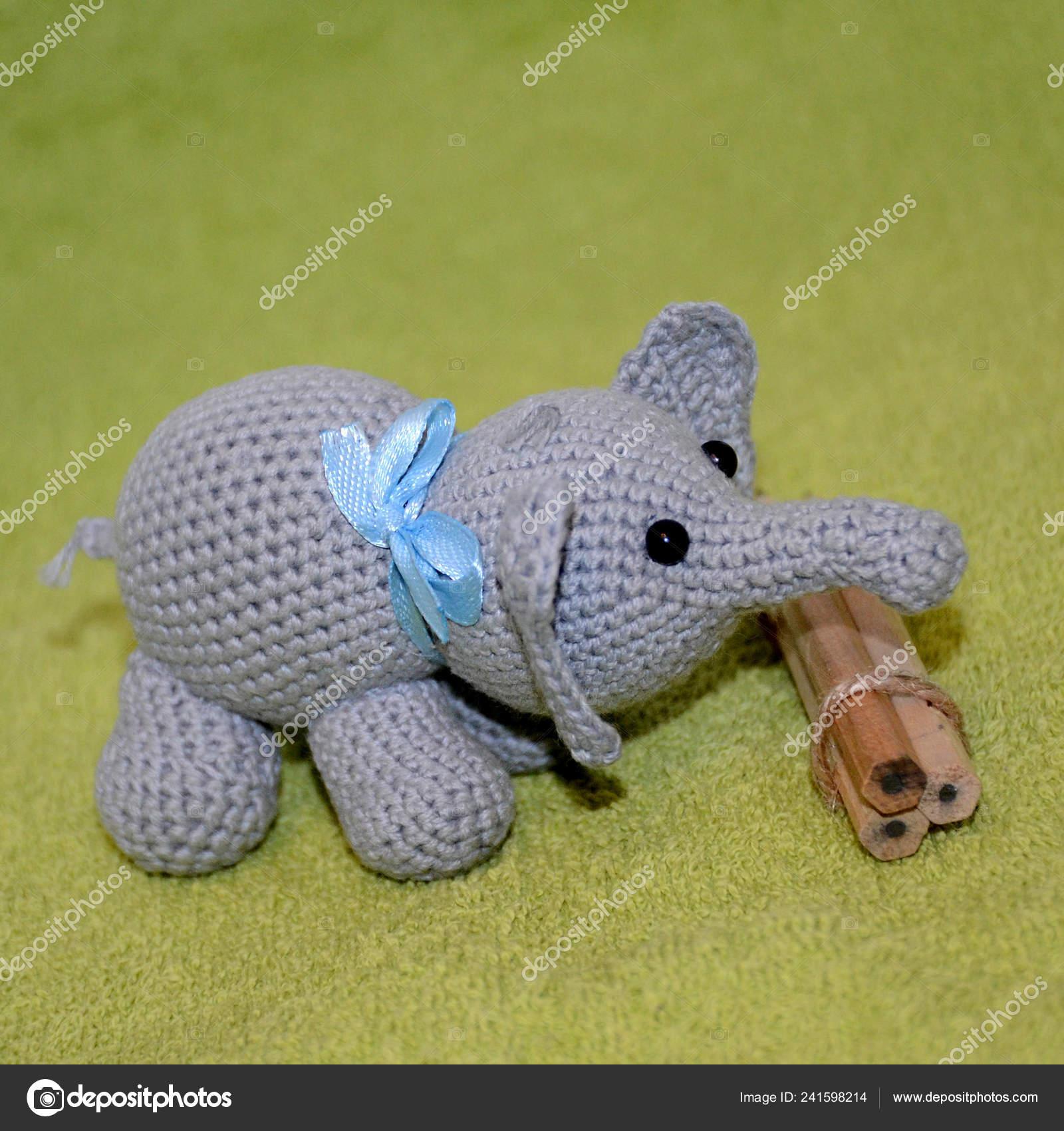 Elefantinho 🐘 ❤️💕 #amigurumi #elefante... - Clamü amigurumis ... | 1700x1600