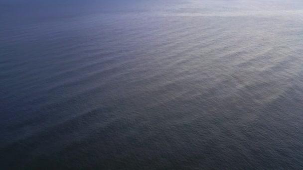 Az óceán felszínének felülről lefelé