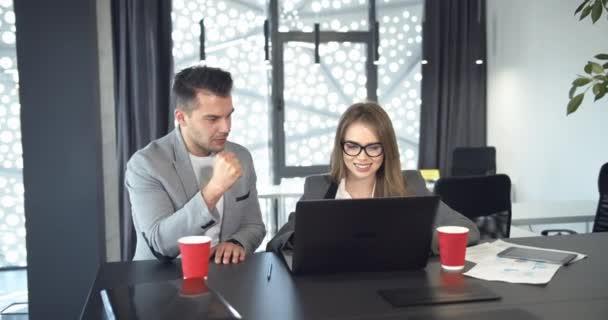 Teamwork Success in Office