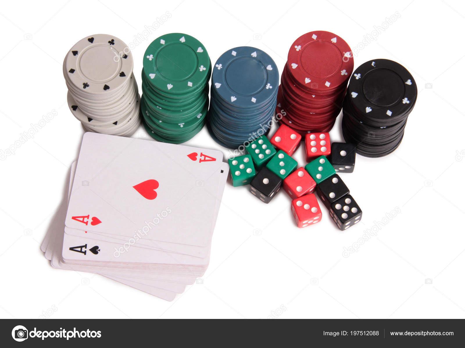 карты фишки казино
