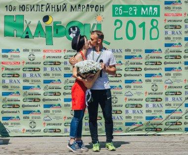 May 26-27, 2018 Naliboki,Belarus All-Belarusian amateur marathon Naliboki