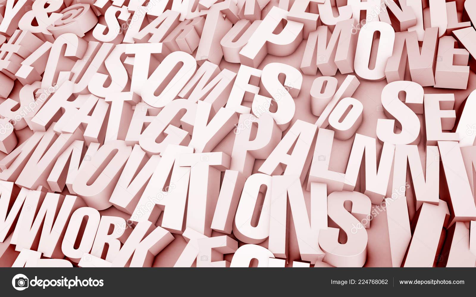 Eine Inspirierende Illustration Von Defekten Wörter Auf Weiß Und