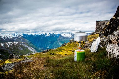 Norway tourism rock beautiful