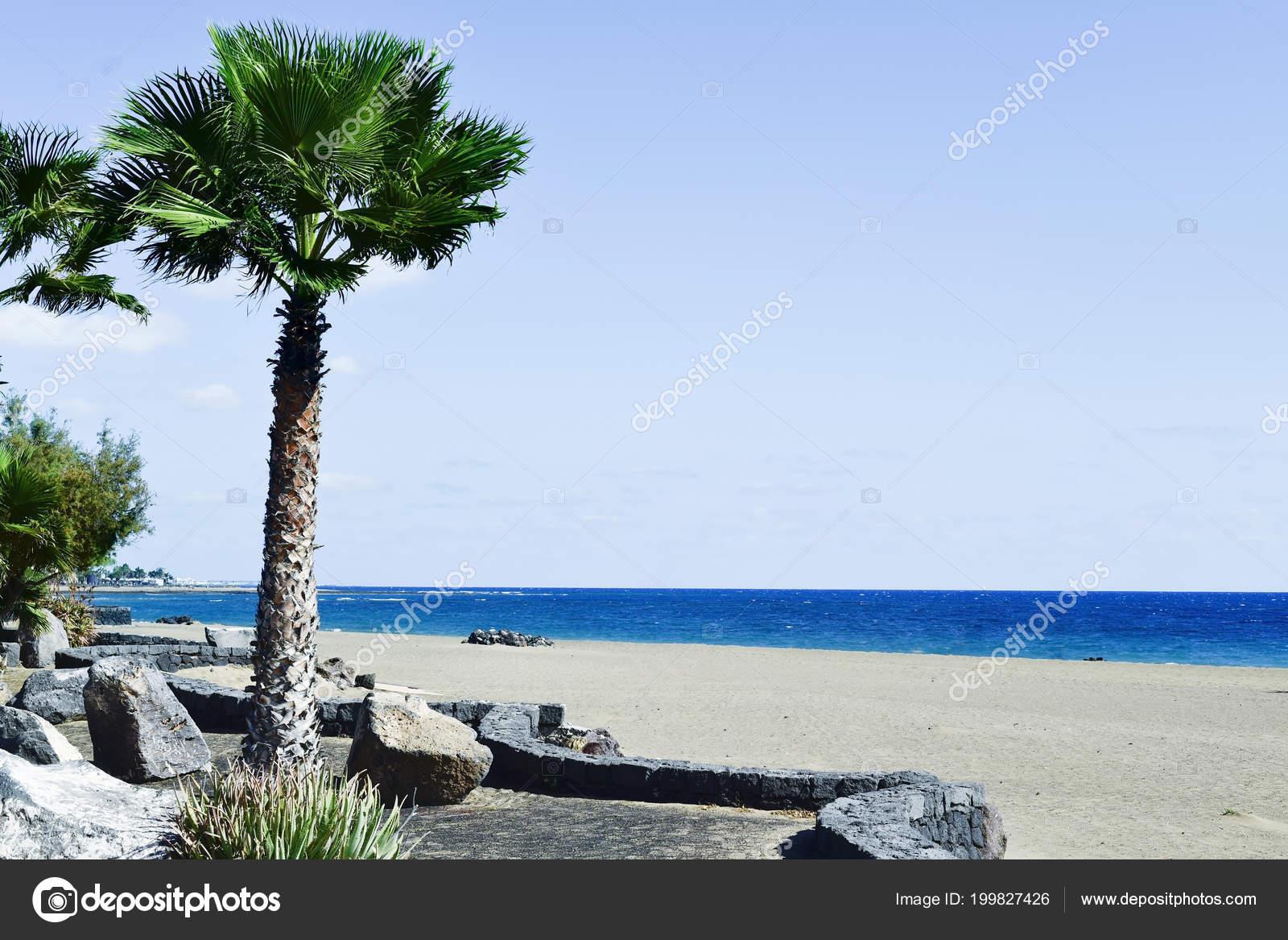 View Playa Matagorda Beach Puerto Del Carmen Lanzarote