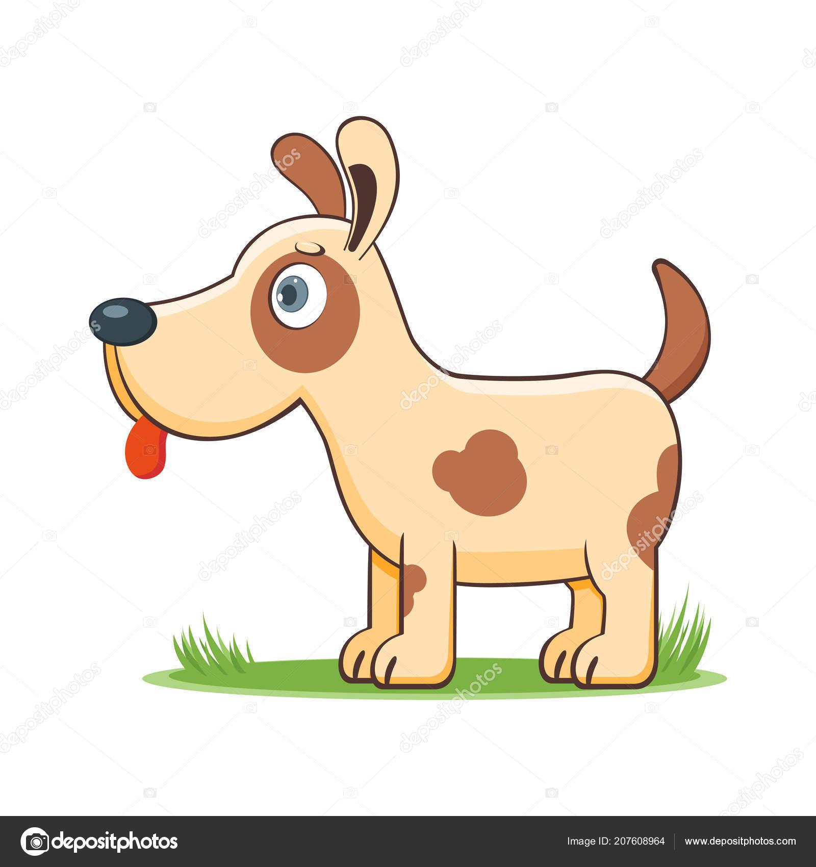 Bild Hund Comic