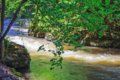 Rocky Bank of River Hornad, Slovenský ráj