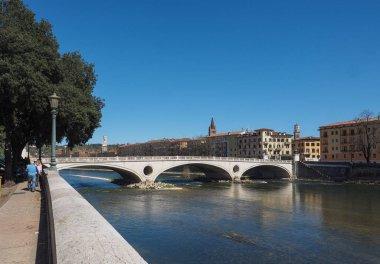 River Adige in Verona