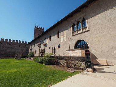 Castelvecchio museum in Verona