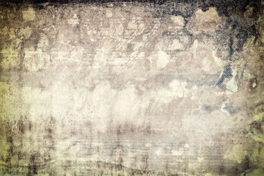 Abstract gray background. Texture with spots and dents. Photo of an old wall.