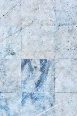 Abstract marble background, plate with streaks and scratches