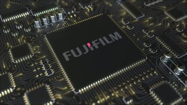 Computer printed circuit board or PCB with Fujifilm Holdings ...