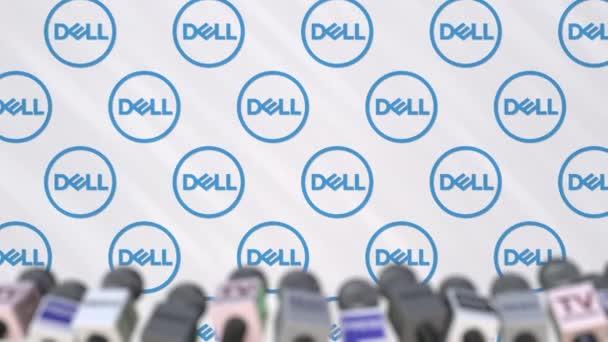 Perusahaan Dell Stok Video Perusahaan Dell Rekaman Bebas Royalti Depositphotos