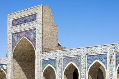 Mir-i-Arab Madrasah (Miri Arab Madrasah) in Bukhara, Uzbekistan
