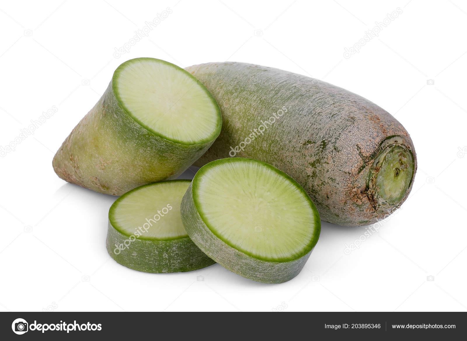 sliced green radish - HD1600×1168