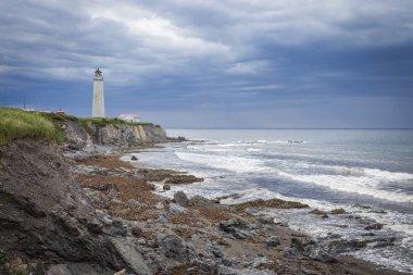 Cap des Rosiers Lighthouse in Quebec