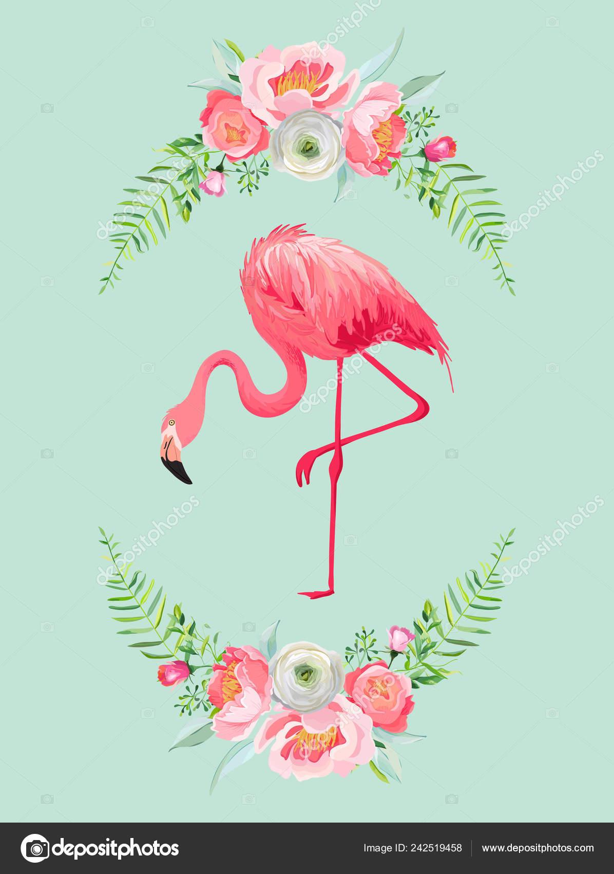 flamingo background.html