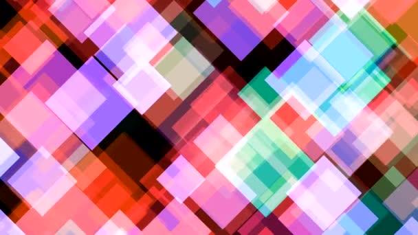 taneční vzory barev na obrazovce