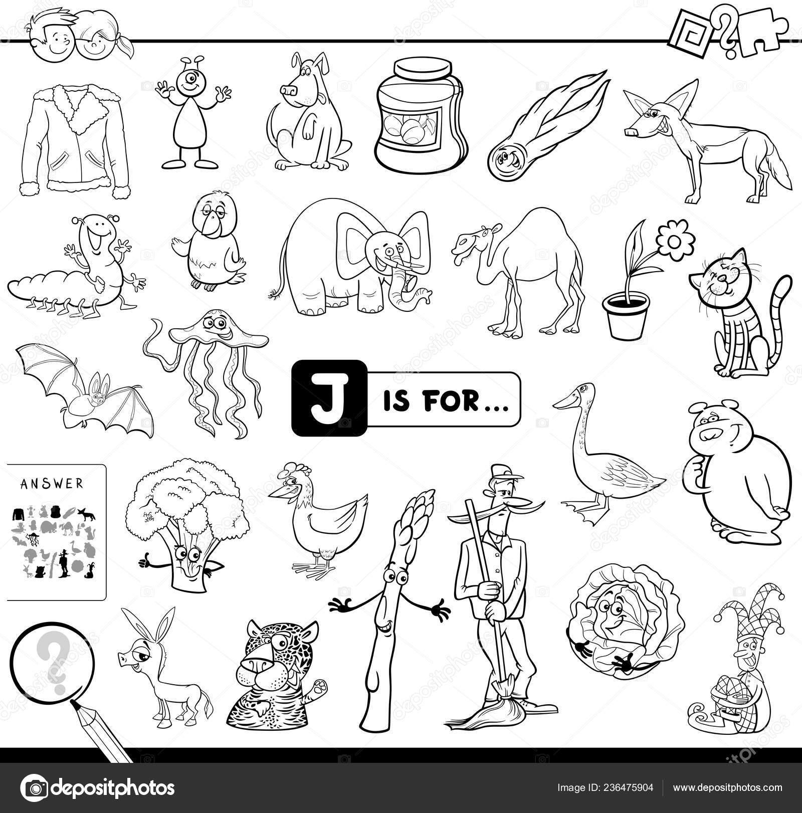 Blanco Negro Dibujos Ilustración Encontrar Imagen Partir Letra Libro