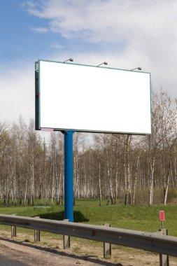"""Картина, постер, плакат, фотообои """"фон для дизайна, билборд на городской улице и вдоль дороги постеры"""", артикул 234067018"""
