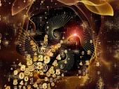 Nummernserien der Welt. Anordnung der Ziffern und fraktalen Elemente im Bereich Wissenschaft, Bildung und moderne Technik