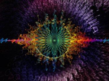 Evolving Radial Oscillation