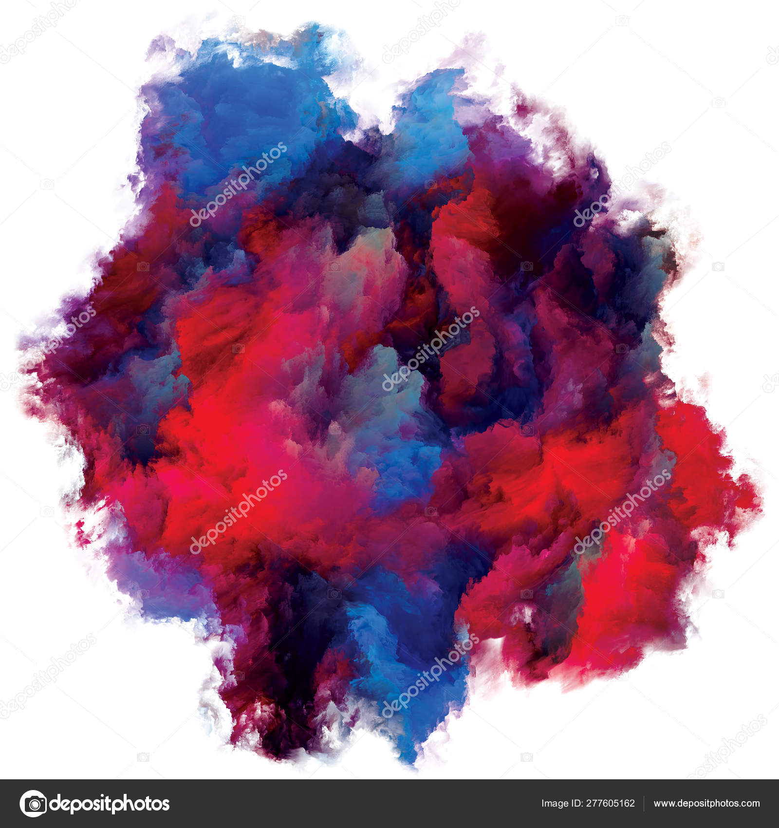 Color Particle  — Stock Photo © agsandrew #277605162