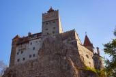 The Bran castle in Transylvania, Romania. Also known as the castle of Vladislav Dracula (the Impaler).