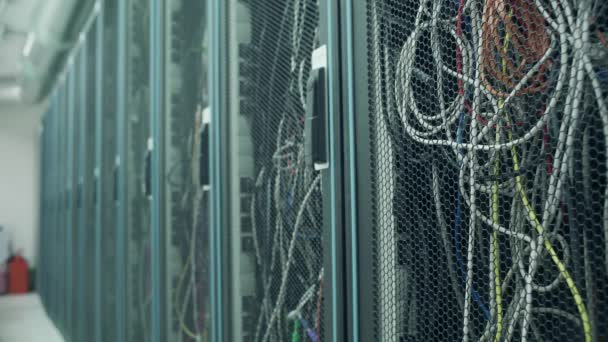 Computerserver im Serverraum