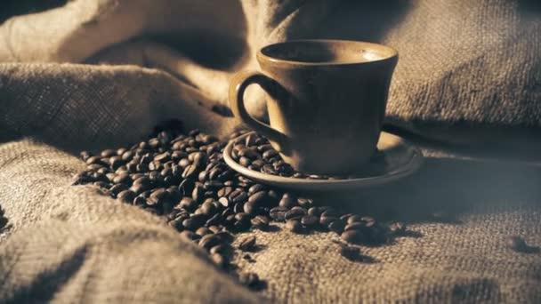 Kávé és kávébab